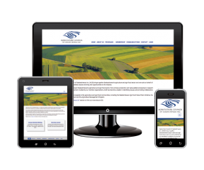 Agricultural Council of Saskatchewan Responsive Design